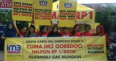 Pemerintah Harus Turun Tangan Atasi Kisruh Indosat Ooredoo-Telkomsel