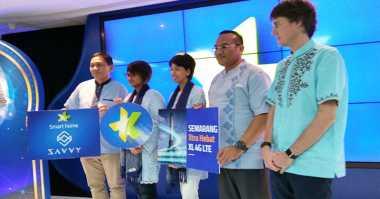 XL Resmi Gelar 4G di Semarang