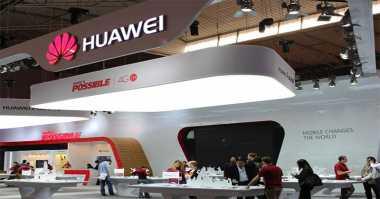 Huawei Bidik Penjualan Smartphone 120 Juta Unit