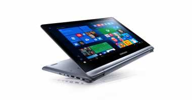 Samsung Resmi Luncurkan Notebook 7 Spin 2-in-1