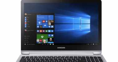Samsung Umumkan Notebook Terbaru Berfitur Rotasi 360 Derajat