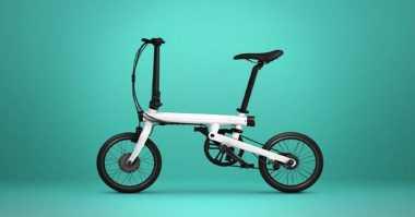 Xiaomi Luncurkan Sepeda Lipat Elektrik