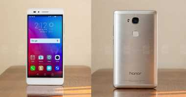 Huawei Rilis Update Android 6.0 Marshmallow untuk Honor 5X