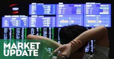 \Transaksi Harian di BEI Capai Rp6,11 Triliun\