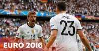 Tekanan Babak 16 Besar Piala Eropa 2016 Lebih Berat ketimbang Fase Grup