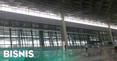 \Kemenhub Tegaskan Terminal 3 Ultimate Belum Siap Beroperasi\