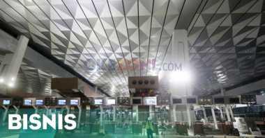 \Verifikasi Ulang Terminal 3 Ultimate Dilakukan Setelah Lebaran\