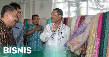 \Menperin Dorong Industri Tekstil Penuhi Kebutuhan Fashion\