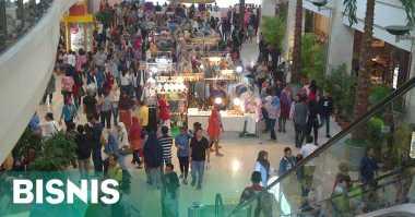 \THR Cair, Masyarakat Banjiri Pusat Perbelanjaan\