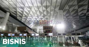 \Operasional Perluasan Terminal 3 Tunggu Izin Regulator\