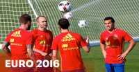 Spanyol Kalem Berjumpa Italia di Babak 16 Besar Piala Eropa 2016