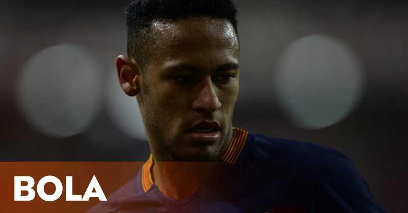 Neymar Takkan Pernah Berseragam Real Madrid