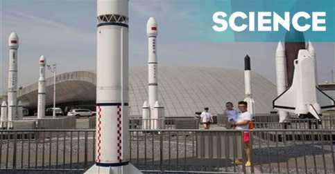 China Luncurkan Stasiun Ruang Angkasa Kedua