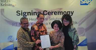 Mitra Keluarga Digitalisasi Rumah Sakit Melalui SAP HANA