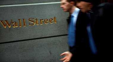 \Dampak Brexit Berlanjut, Saham Keuangan Buat Anjlok Wall Street\