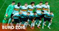 Susunan Pemain Belgia vs Hungaria di Piala Eropa 2016