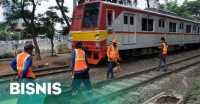 Kereta Made In Indonesia Beroperasi di Bangladesh