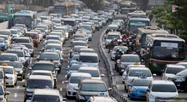 \Pendapatan DKI Bisa Naik 0,15% Jika Kemacetan Terurai\