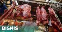Menteri Amran: Daging Segar Tidak Lebih Baik dari Daging Beku