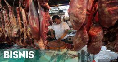 \Distribusi Daging Murah Diterima Masyarakat   \