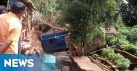 Warga Korban Bencana Pergeseran Tanah di Sumedang Tagih Janji Relokasi