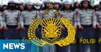 Polisi Tingkatan Patroli saat Musim Mudik Lebaran
