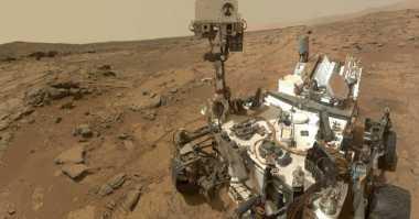 Rover Curiosity NASA Akan Kumpulkan Sampel Air Mars