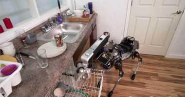 Kenalan dengan SpotMini, Robot Anjing Asisten Rumah Tangga