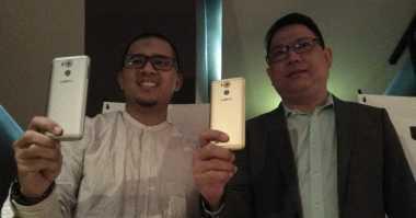Advan Ungkap Smartphone Flagship Berbahan Metal