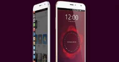 Midori, Smartphone Meizu Bertenaga Ubuntu?