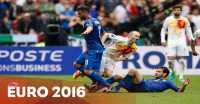 Hot Euro: Spanyol Kalah Fisik ketimbang Italia