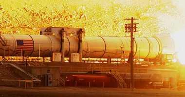 NASA Siapkan Roket Terkuat di Dunia untuk Misi Mars