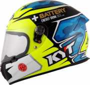 Helm Balap Standar Moto GP  Dibanderol Rp3,9 Juta