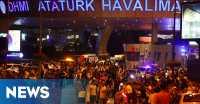 Ini Daftar Korban Serangan Bom Bandara Turki
