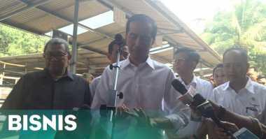 \Punya Satgas Illegal Fishing, Jokowi: Kalau Mau Main-Main Silakan!\