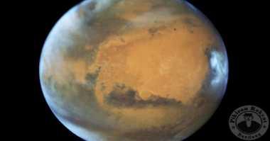 Ilmuwan Temukan Jejak Air di Mars