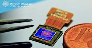 Peneliti Desain Micro-Camera yang Bisa Dimasukkan dalam Tubuh