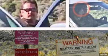 Senior NASA Bicara soal Rahasia Area 51 dan Alien