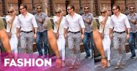 Kencan di Italia, Taylor Swift Pilih White Outfit