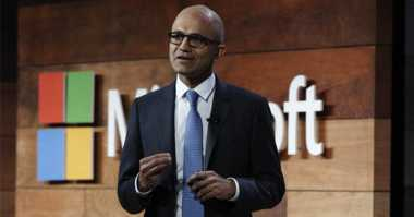 Satya Nadella Tulis Buku soal Perubahan Microsoft