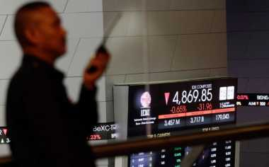 \Riset Saham Daewoo Securities: IHSG Mulai Naik Terbatas\