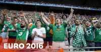 Keramahan Fans Irlandia Dipuji Walikota Paris