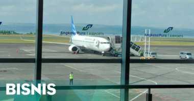 \TERPOPULER: Pembangunan Bandara Kertajati Terhambat Peralihan Aset\
