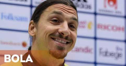 Zlatan Ibrahimovic Konfirmasi Kepindahan ke Manchester United