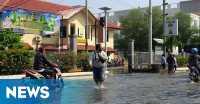 Puncak Banjir Rob di Semarang Diprediksi Datang saat Lebaran