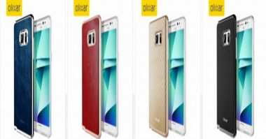 Bocoran Case Indikasikan Galaxy  Note 7 Disokong Layar Lengkung