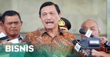 \Tax Amnesty Disahkan, Luhut: Penerimaan Pajak Bisa Rp2.000 Triliun\