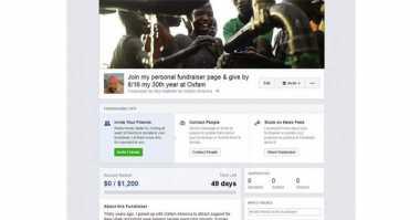 Facebook Akan Sediakan Fitur Penggalangan Dana Pribadi