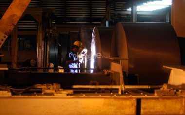 \Krakatau Steel Beri Jaminan Pabrik Rp11,8 Triliun\