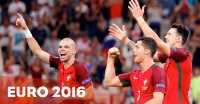 Catatan Buruk Iringi Langkah Portugal ke Semifinal Piala Eropa 2016